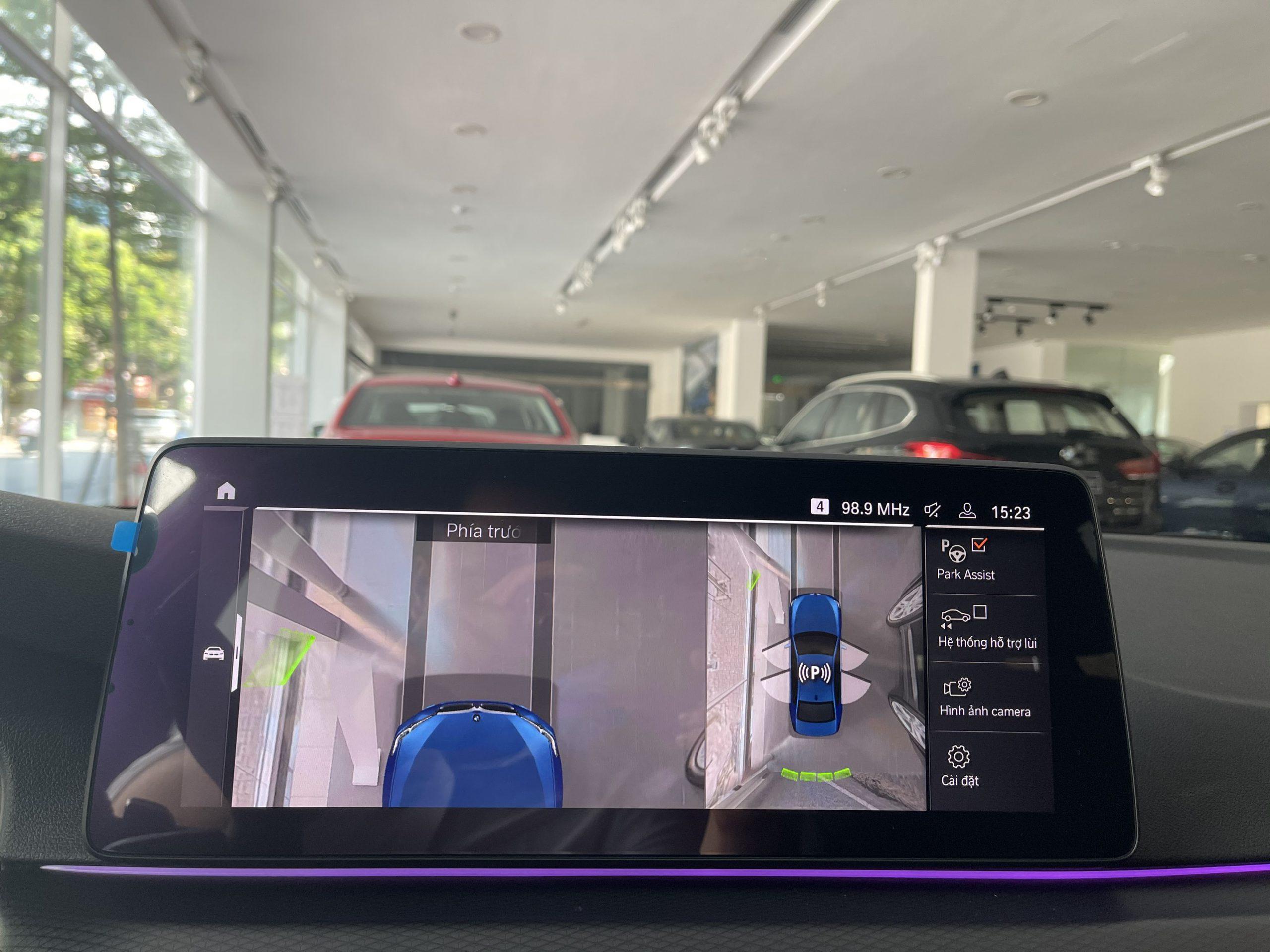 Hệ thống camera 360 độ 3D có khả năng giả lập thông minh.