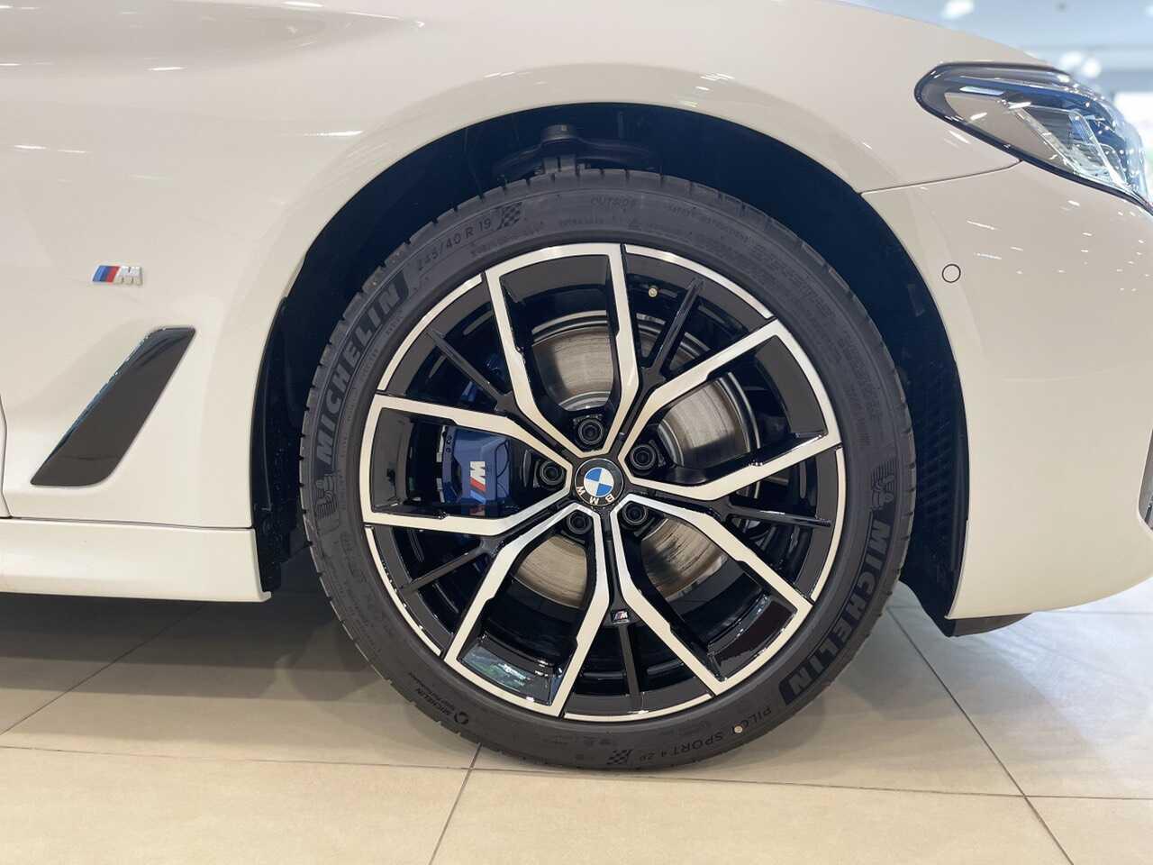 Mâm xe BMW 530i 2021
