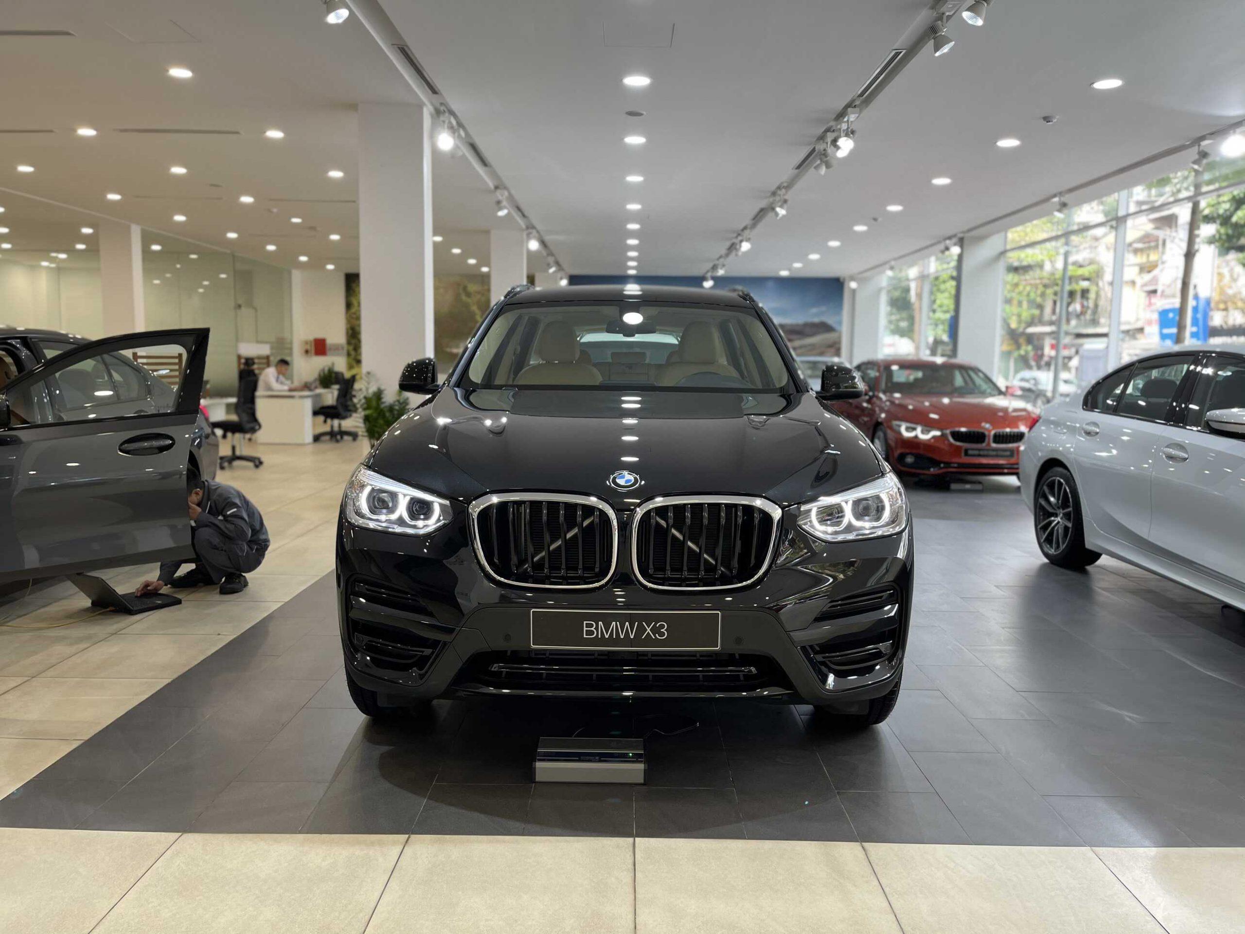 BMW X3 xDriv20i 2021.